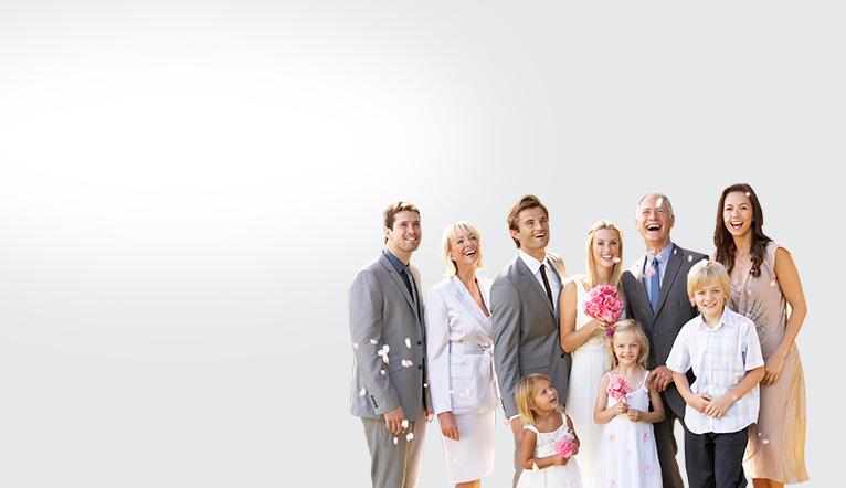 Hochzeitsmasken